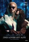 """Постер 3 из 6 из фильма """"Выживут только любовники"""" /Only Lovers Left Alive/ (2013)"""
