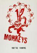 "Постер 1 из 2 из фильма ""12 обезьян"" /Twelve Monkeys/ (1995)"