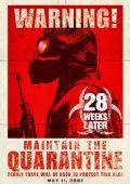 """Постер 2 из 5 из фильма """"28 недель спустя"""" /28 Weeks Later/ (2007)"""
