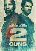 """Постер 5 из 5 из фильма """"Два ствола"""" /2 Guns/ (2013)"""
