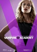 """Постер 10 из 26 из фильма """"Академия вампиров"""" /Vampire Academy/ (2014)"""