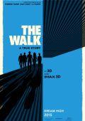 """Постер 3 из 5 из фильма """"Прогулка"""" /The Walk/ (2015)"""