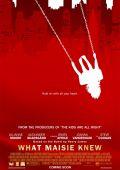 """Постер 3 из 3 из фильма """"Развод в большом городе"""" /What Maisie Knew/ (2012)"""