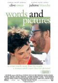 """Постер 1 из 1 из фильма """"Любовь в словах и картинках"""" /Words and Pictures/ (2013)"""