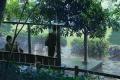 """Кадр 8 из 13 из фильма """"Сад изящных слов"""" /Koto no ha no niwa/ (2013)"""