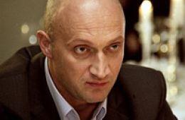 """Гоша Куценко: """"Круто быть мужчиной. Никакой ответственности"""" (""""TimeOut Москва"""")"""