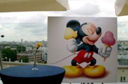 Компания Disney подвела итоги года