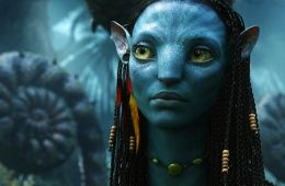 "Towel with ""Avatar"". American box office (Kirill Andreev)"