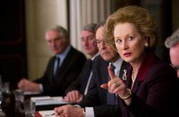 Байопик про экс премьер-министра Великобритании. Рецензия на фильм «Железная леди» (Дэн Джолин, Empire)