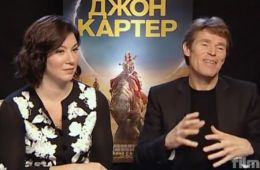"Video interview with the creators of ""John Carter"""