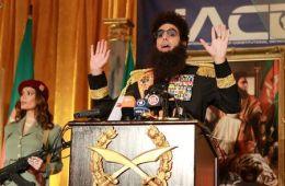 Я обожаю Гальяно!. Пресс-конференция с генерал-адмиралом Аладином (Ксения Прилепская, Film.ru)