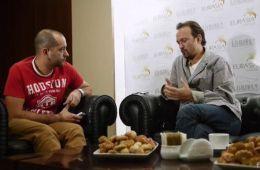 Интервью с актером Венсаном Пересом