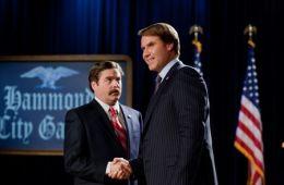 Политика -- грязный бизнес. Интервью с Уиллом Ферреллом и Заком Галифианакисом (Крис Хьюитт, Empire)