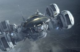 Здесь никто не услышит твой крик. Место действия: Покинутые космические корабли (Евгений Ухов, Film.ru)
