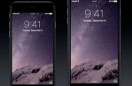 Two new iPhones - more, thinner, more powerful