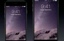 Два новых iPhone - больше, тоньше, мощнее