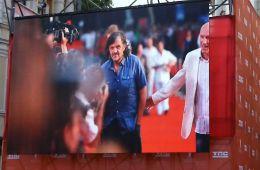 Красная дорожка ОМКФ-2013