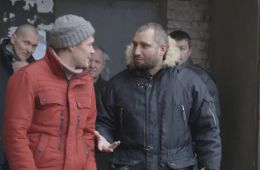 "Fool's Day"". Report from the set of Yuri Bykov (Anna Zagrebina, Max Alekhine, Film.ru)"