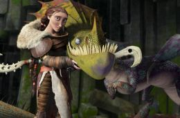 "Time for the dragons !. Why DreamWorks Animation is worth drawing more such cartoons as ""How to Train the Dragon 2"" (Boris Ivanov, Film.ru)"