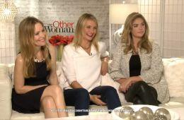 Другие женщины. Интервью с Кэмерон Диас, Лесли Манн и Кейт Аптон (Дана Линн, Film.ru)