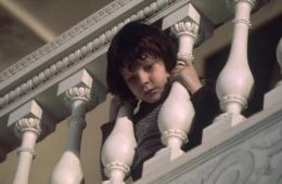 13 most frightening children in the movie