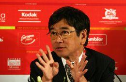 """Фоторепортаж: Пресс-конференция, посвященная фильму """"Убийца клана Инугами"""" (Япония)"""