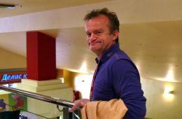 """Фоторепортаж: Пресс-конференция фильма """"Железнодорожный роман"""" (Франция)"""