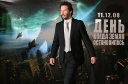 Photo-report: Keanu Reeves in Moscow