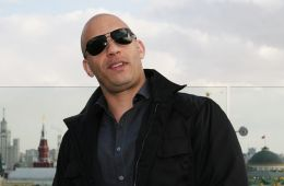 Photo-report: Vin Diesel in Moscow
