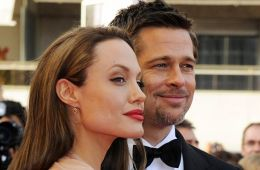 Photoreport: Cannes Festival - Angelina Jolie and Brad Pitt, Sharon Stone and Dita von Teese