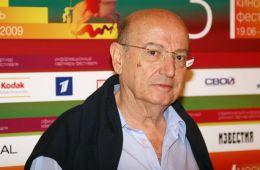 Пресс-конференция Тео Ангелопулоса и Ирэн Жакоб