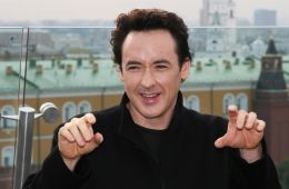 Photo-report: John Cusack and Roland Emmerich in Moscow