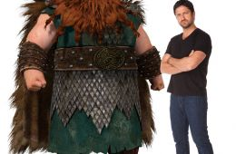 """Фоторепортаж: """"Как приручить дракона"""": озвучание, актёры и персонажи"""