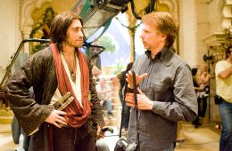 """Photo-report: """"Prince of Persia: The Sands of Time"""": photos from the set"""