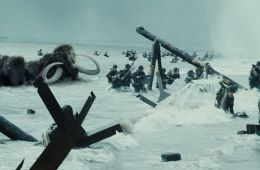 Фоторепортаж: Мамонты на войне
