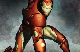 Photo-report: Comics about the Iron Man