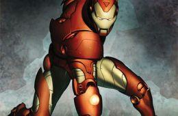 Фоторепортаж: Комиксы о Железном человеке