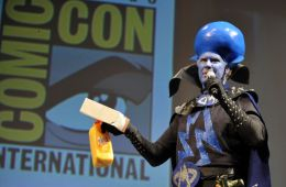"Фоторепортаж: Презентация ""Мегамозга 3D"" на ""Комик Коне"""