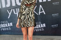 "Photo-report: Premiere of the film ""A Very Bad Teacher"""