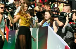 """Photo-report: Premiere of the film """"Transformers 3: The Dark Side of the Moon"""" in Moscow"""