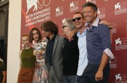 "Photo-report: ""Dangerous method"" in Venice. Venetian Film Festival"