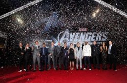 "Photo-report: World premiere of ""Avengers"""