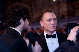 """Фоторепортаж: Премьера фильма """"007: Координаты Скайфолл"""""""