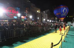 "Photo-report: World premiere of the Disney film ""Oz: Great and Terrible"" in Los Angeles"
