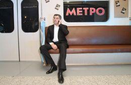 """Фоторепортаж: Премьера фильма-катастрофы """"Метро"""""""