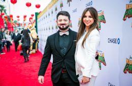 Фоторепортаж: Михаил Галустян представил Россию на мировой премьере «Кунг-фу Панда 3» в Голливуде