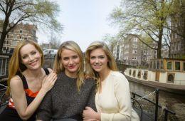 """Фоторепортаж: """"Другая женщина"""": Премьера в Амстердаме"""