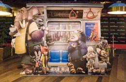 Фоторепортаж: Московская премьера анимационного фильма Disney «Зверополис»