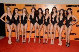 "Photo-report: World premiere of the movie ""Brothers from Grimsby"""