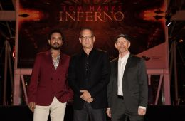 "Photo-report: Special photocall of the film ""Iyferno"" in Singapore"